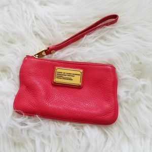 Marc Jacob's Red Coin Purse